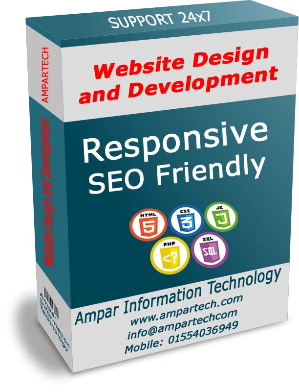 Website design package price in Bangladesh